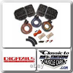 DIGI-TAILS LED Taillight Conversion Fits 1982 1992 Chevrolet Camaro IROC Z28