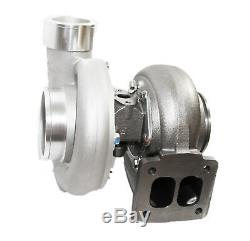 EMUSA GT45 BILLET WHEEL Turbo 600HP+ Boost Universal T4/T66 3.5 V-Band 1.15 A/R