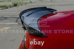 EOS For 14-15 Camaro ALL ZL1 Style Rear Trunk Wing Spoiler With Wickerbill Insert