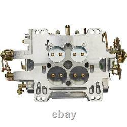Edelbrock 1405 Performer 600 CFM 4 Barrel Carburetor, Manual Choke