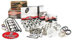 Engine Rebuild Kit Fits Chevrolet SBC 350 5.7L OHV V8 1967-1985