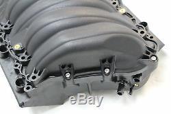 FAST 102mm LSXR Black Intake Manifold Cathedral Port Gen III LS1 LS6 LS2 146302B