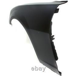 Fender For 2010-2015 Chevrolet Camaro Front Driver Side Primed Steel