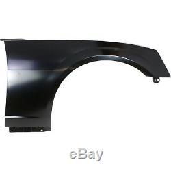 Fender For 2010-2015 Chevrolet Camaro Front Passenger Side Primed Steel