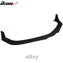 Fits 10-15 Chevrolet Camaro ZL1 MB Style Front Bumper Lip Black Primer PP
