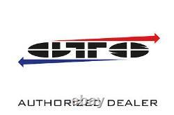 Fits 82-92 Camaro Firebird GTS Acrylic Solarwing Rear Window Deflector 51105