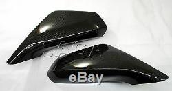 Fits Chevrolet Camaro 201015 Real CARBON FIBER Mirror Cover Overlay Set