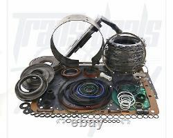 Fits GM Chevy 4L60E Transmission Power Pack Master Rebuild kit L2 1997-03