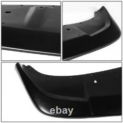 For 2014-2015 Chevy Camaro A-style Abs Front Bumper Lip Spoiler Wing Body Kit