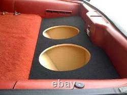 For 82-92 Chevy Camaro Custom Sub Box Speaker Subwoofer Enclosure