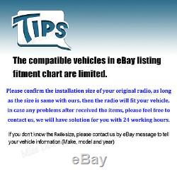 For Chevrolet Chevy GMC 1995-2002 2 Din CD/DVD BLUETOOTH USB Radio Stereo+Camera