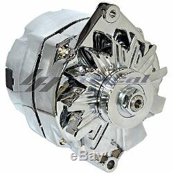 HIGH OUTPUT ALTERNATOR FOR GM CHEVY BUICK OLDSMOBILE PONTIAC 200A AMP 12 o'clock