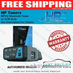 HP Tuners MPVI2 Tuner + VCM Suite (VCM Editor & Scanner) M02-000-00 No Credits