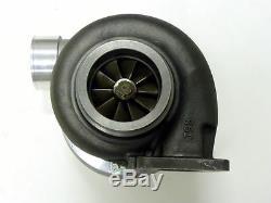 Huge Gt45 Turbo Turbocharger Compressor V Band 1000 HP Capable Upgrade T4 Big
