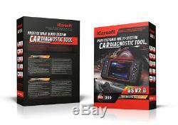 ICarsoft US V2.0 für Chrysler GM Chevrolet Jeep Grand Cherokee Dodge RAM1500