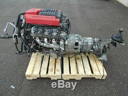 LSA 6.2L 580hp Supercharged Engine / 6 Speed Manual Trans 2013 Camaro ZL1 #0984