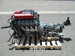 LSA 6.2L 580hp Supercharged Engine / Manual Trans 27k Mile 2013 Camaro ZL1 #6757