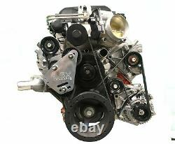 LSA/ZL1 Supercharger Heavy Duty Race Drive 8 Rib (Ver 1.8)