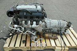 LT1 6.2L 455hp Takeout Engine & 8 Speed Trans 16,162 Miles 2017 Camaro SS #5644