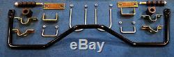 MADE IN USA Sway Bar Rear with Install Kit 7/8 67-69 Camaro Firebird 68-79 Nova