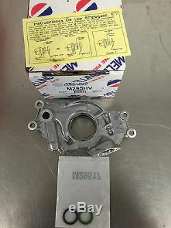 Melling M295HV High Volume Oil Pump LS1 LS2 LS6 4.8 5.7 5.3 6.0 LS Truck Camaro