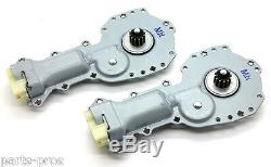 NEW PAIR Power Electric Window Lift Motors / FITS LISTED GM VEHICLES 2020901-04