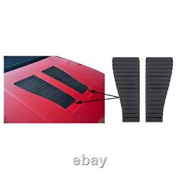OER 748557 Hood Louver Inserts 1985-90 Chevy Camaro Z28 & IROC One pair