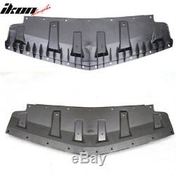 Painted Fits 10-13 Chevrolet Camaro ZL1 Style Front Bumper PP Polypropylene