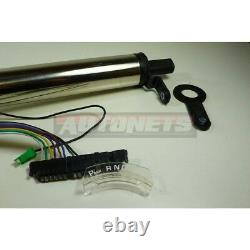 Raw 30 GM Tilt Steering Column Shift Auto No-Ignition Key Chevy Hot Street Rod