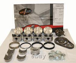 SMALL BLOCK Fits Chevy 350 SBC ENGINE REBUILD KIT 5.7 Chevrolet OVERHAUL