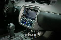 Scosche Itcgm01ab Double Din Dash Kit For 2010-2014 Chevrolet Camaro Gauge Disp