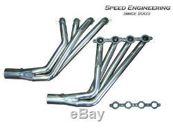 Speed Engineering Camaro Longtube Headers 1 7/8 2010-15 LS3 L99 ZL1 6.2L
