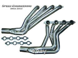 Speed Engineering LS1 98-02 Camaro & Firebird Headers 1 3/4 Race Version F-Body