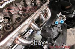 Speed Engineering LS Conversion Swap Headers Bel Air Camaro Nova LS1 LS2 LS3 LS6