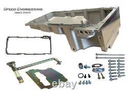 Speed Engineering LS Swap Conversion Oil Pan (LS1, LS2, LS3, LS6)