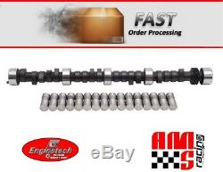 Stage 3 HP RV Camshaft & Lifters for Chevrolet SBC 350 5.7L 480/480 Lift