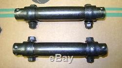 Suspension Rebuild Kit ball joints tie rods idler arm Camaro Nova Firebird Front