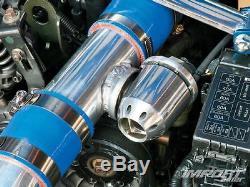 T3/t4 Hybrid 25psi Turbo Sqv Piping Kit Chevy Sbc 66-96 Ls1 Lt1 Ss Corvette Z28
