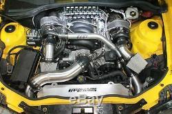 UPP 2010-2015 Chevy Camaro LS3/L99 Twin Turbo Kit