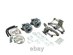 WG SBC FOR Chevy 1000HP Twin Turbo kit 262-400 350 305 5.0 5.7 HOT PARTS